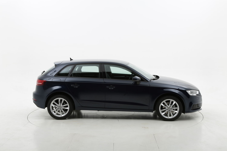 Audi A3 SB Business s-tronic km 0 diesel blu