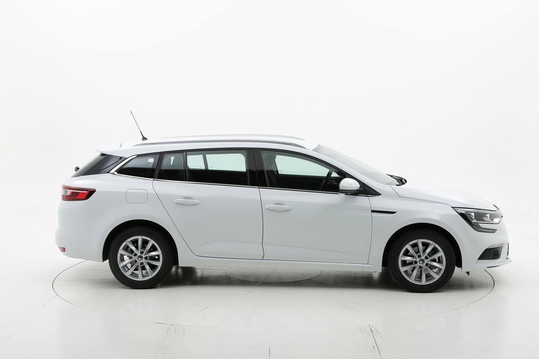 Renault Mégane sporter Zen km 0 diesel bianca