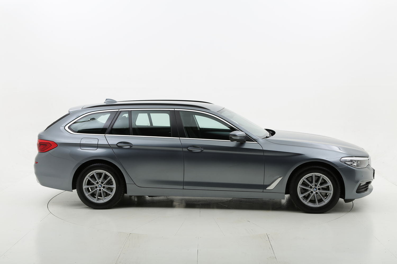 BMW Serie 5 touring business auto km 0 diesel antracite