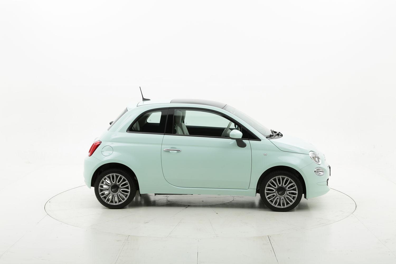 Fiat 500 Lounge km 0 benzina verde chiara