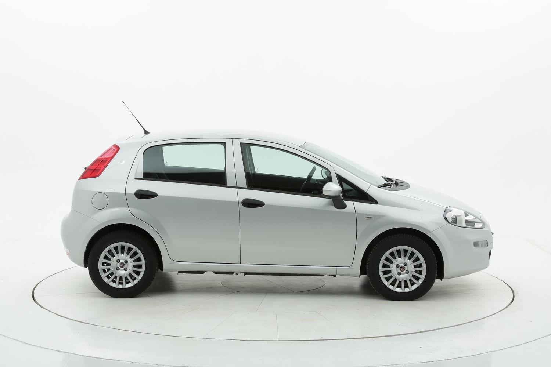 Fiat Punto Street km 0 diesel argento