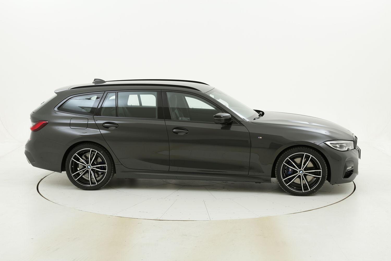 BMW Serie 3 320d Touring Msport km 0 diesel grigia
