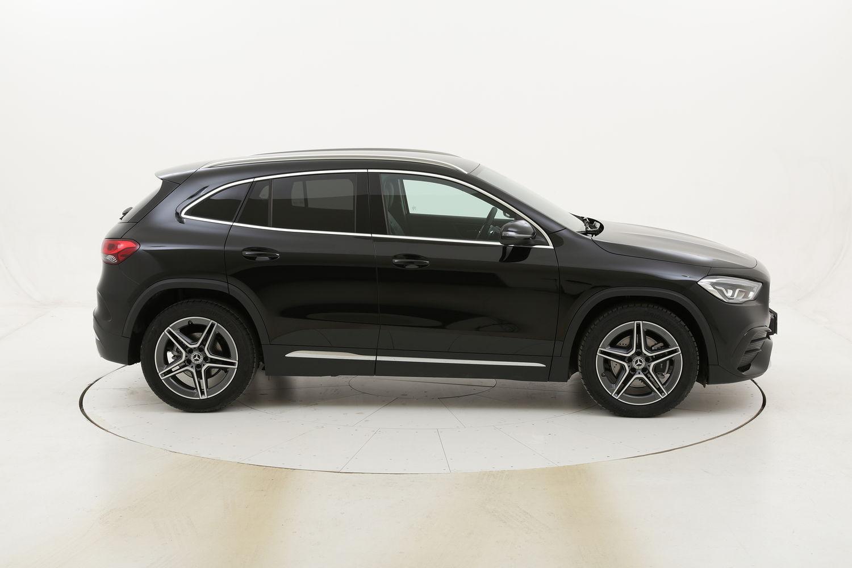Mercedes GLA 200d Premium Aut. km 0 diesel nera