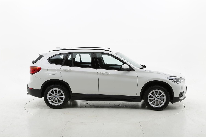 BMW X1 Business sDrive km 0 diesel bianca