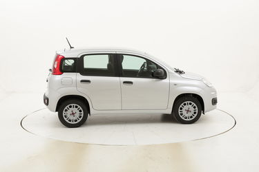 Fiat Panda Easy km 0 benzina argento
