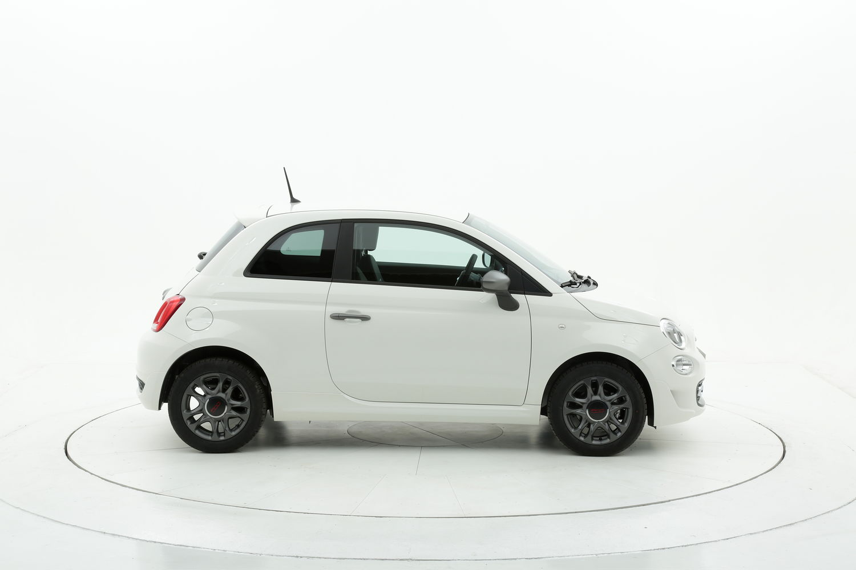Fiat 500 S km 0 benzina bianca