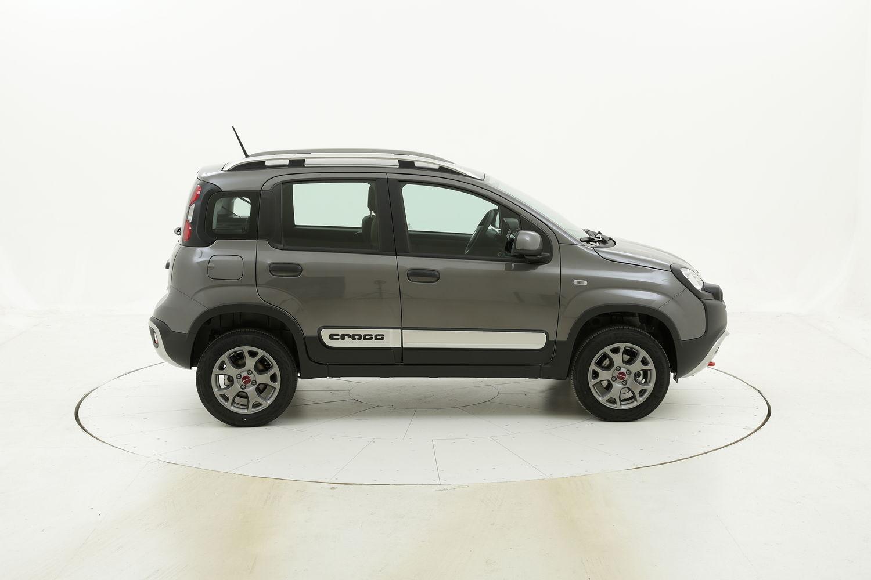 Fiat Panda Cross 4x4 km 0 benzina grigia