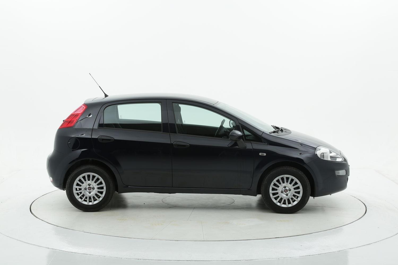 Fiat Punto Street km 0 benzina blu