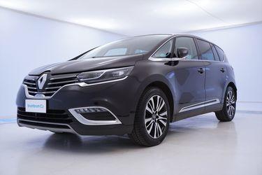 Visione frontale di Renault Espace