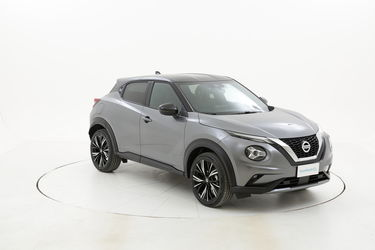 Nissan Juke N-Connecta benzina antracite a noleggio a lungo termine