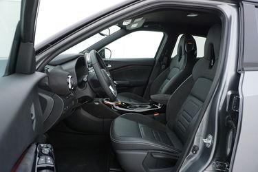 Sedili di Nissan Juke