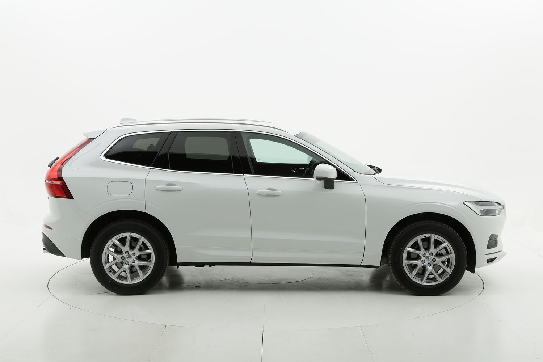 Volvo XC60 diesel bianca a noleggio a lungo termine