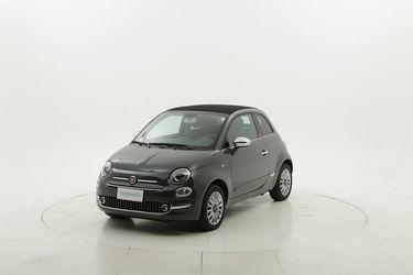 Fiat 500C benzina  a noleggio a lungo termine