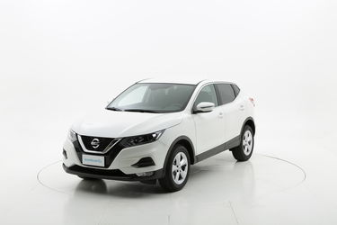 Nissan Qashqai benzina  a noleggio a lungo termine