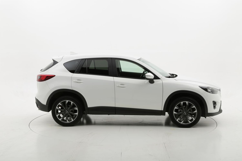 Mazda CX-5 diesel bianca a noleggio a lungo termine