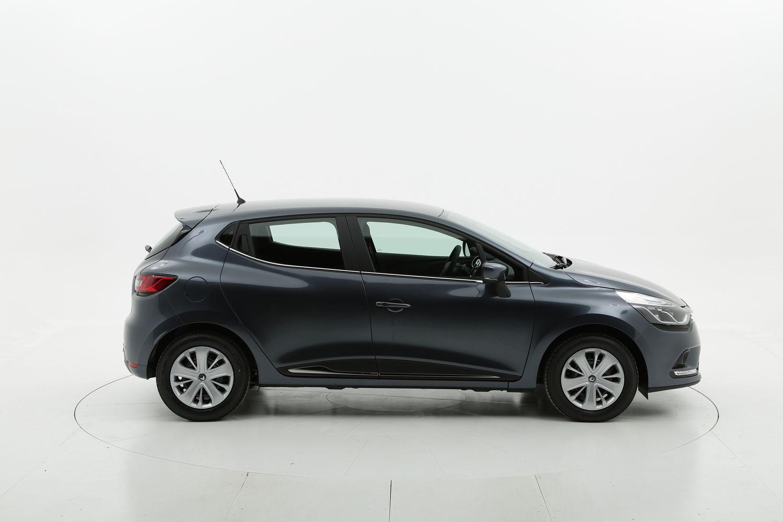 Renault Clio benzina antracite a noleggio a lungo termine