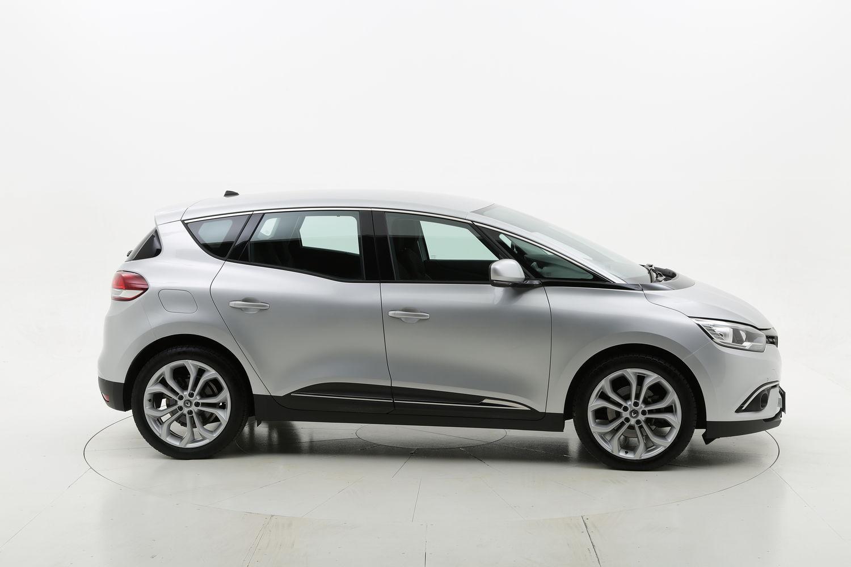 Renault Scenic diesel argento a noleggio a lungo termine