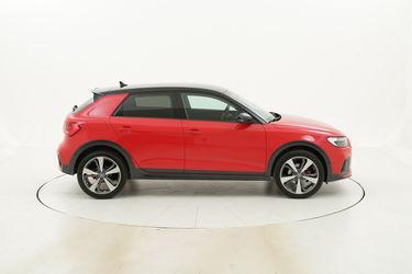 Audi A1 Citycarver Admired benzina bianca a noleggio a lungo termine