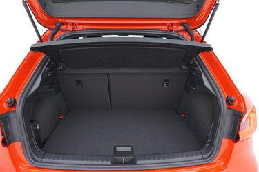 Bagagliaio di Audi A1