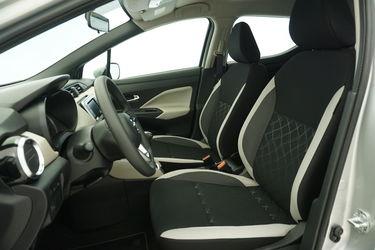 Sedili di Nissan Micra