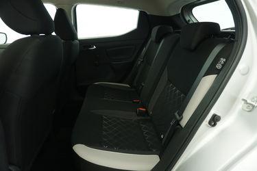 Sedili posteriori di Nissan Micra