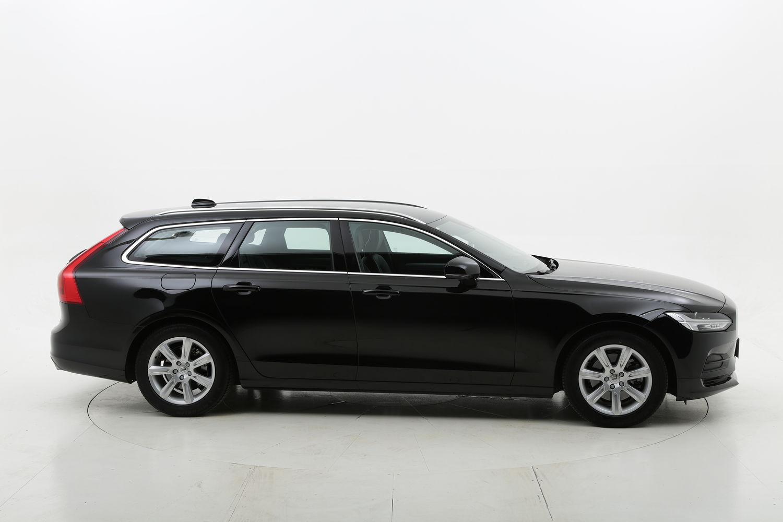Volvo V90 diesel nera a noleggio a lungo termine