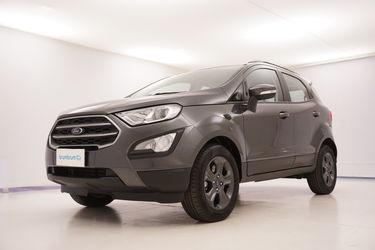 Visione frontale di Ford EcoSport