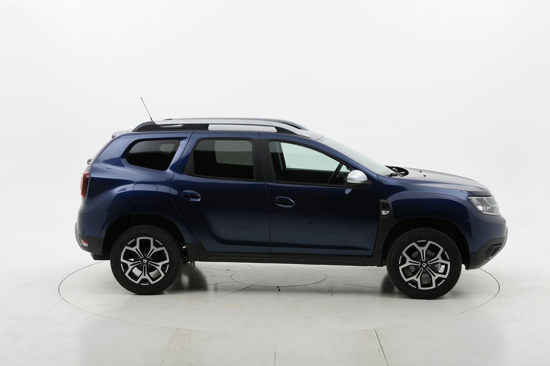 Dacia Duster gpl blu a noleggio a lungo termine