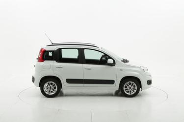 Fiat Panda Easy gpl bianca a noleggio a lungo termine