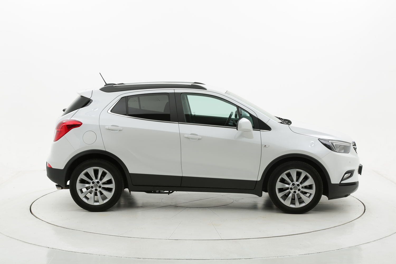 Opel Mokka X diesel bianca a noleggio a lungo termine