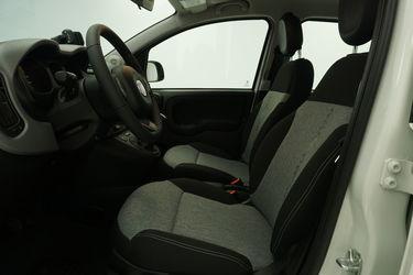 Sedili di Fiat Panda