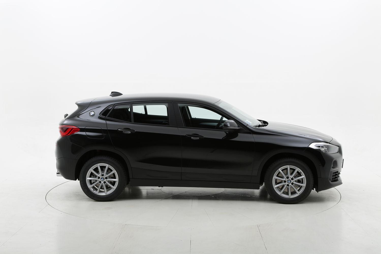BMW X2 diesel nera a noleggio a lungo termine