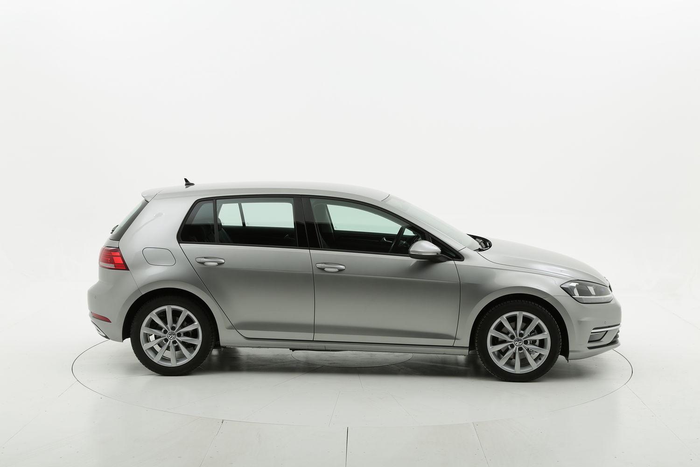 Volkswagen Golf diesel grigia a noleggio a lungo termine