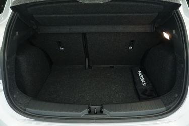 Bagagliaio di Nissan Micra