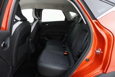 Sedili posteriori di Renault Captur
