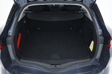 Bagagliaio di Renault Megane