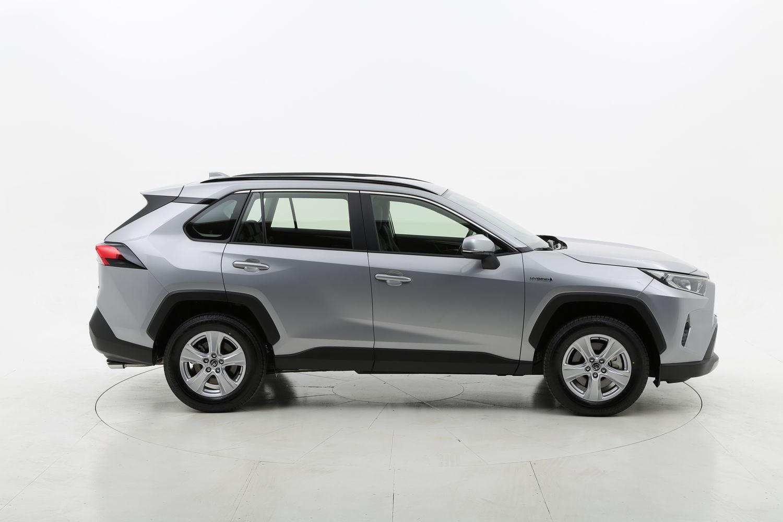 Toyota Rav4 ibrido benzina antracite a noleggio a lungo termine