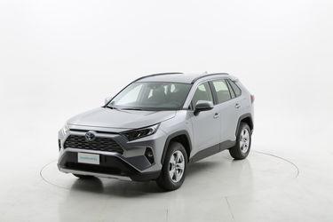 Toyota Rav4 ibrido benzina  a noleggio a lungo termine
