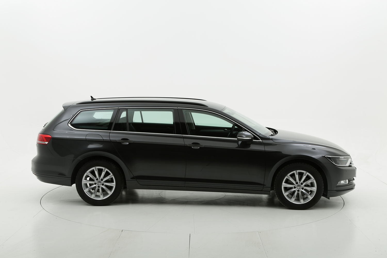 Volkswagen Passat diesel antracite a noleggio a lungo termine