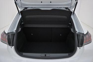 Bagagliaio di Peugeot 208