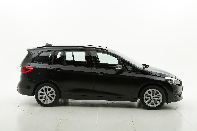 BMW Serie 2 diesel nera a noleggio a lungo termine