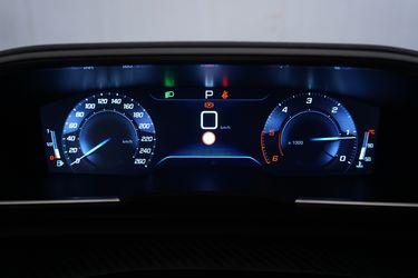 Interni di Peugeot 508