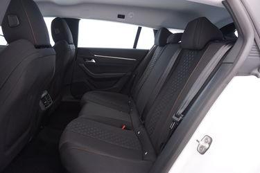 Sedili posteriori di Peugeot 508