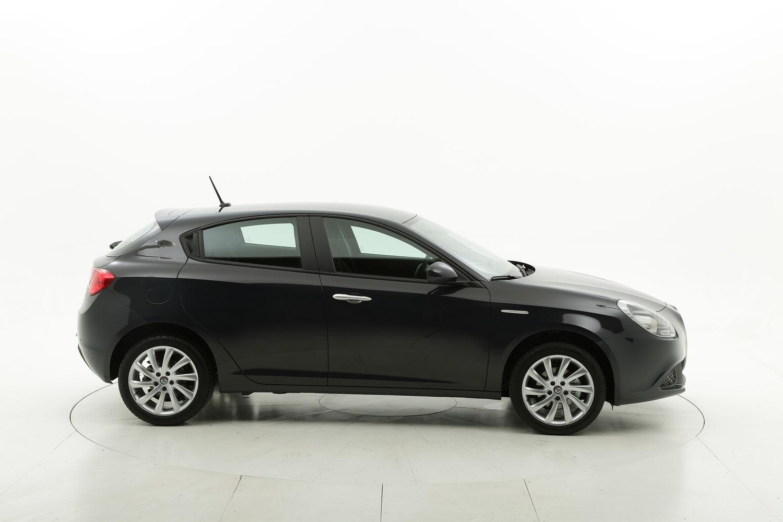 Alfa Romeo Giulietta benzina nera a noleggio a lungo termine