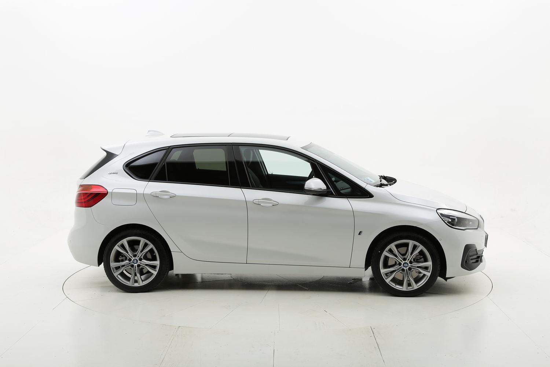 BMW Serie 2 ibrido benzina bianca a noleggio a lungo termine