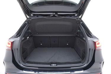 Bagagliaio di Mercedes GLA