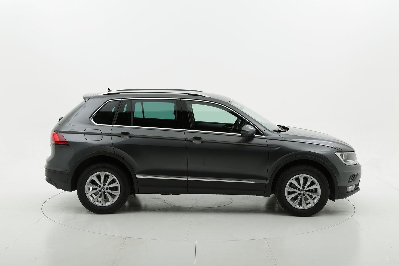 Volkswagen Tiguan benzina antracite a noleggio a lungo termine