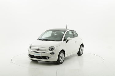 Fiat 500 ibrido benzina  a noleggio a lungo termine