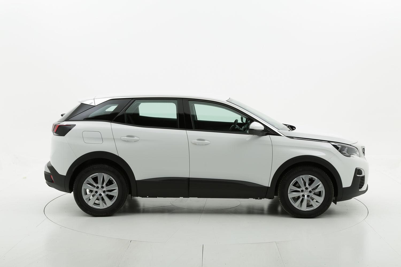 Peugeot 3008 benzina bianca a noleggio a lungo termine