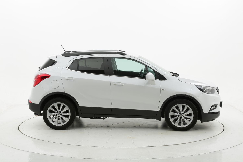 Opel Mokka X gpl bianca a noleggio a lungo termine